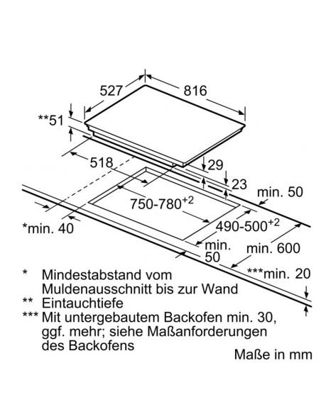 Kaitlentė Bosch PXY875KW1E