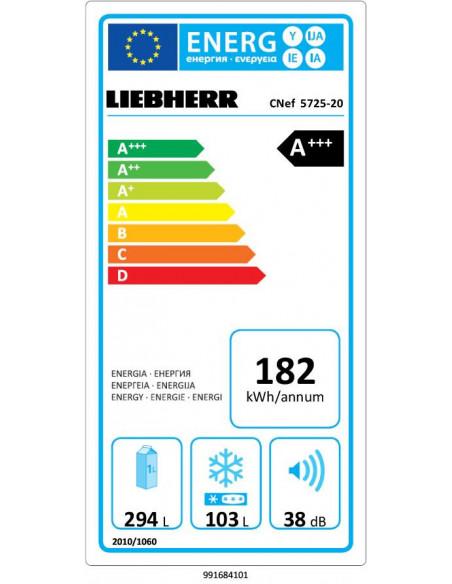 Šaldytuvas Liebherr CNef 5725
