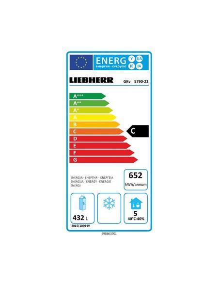 Šaldytuvas LIEBHERR GKv 5790