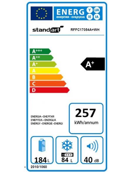 Šaldytuvas Standart RFFC17054A+IN