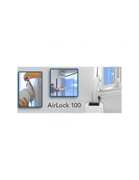 Lango tarpinė  su užtrauktuku  AirLock 100
