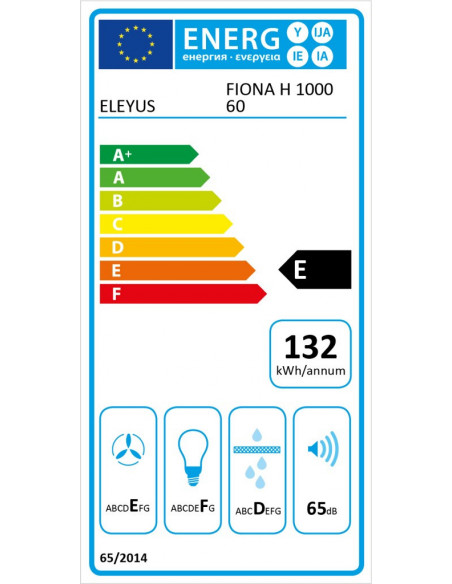 Gartraukis ELEYUS  FIONA S 700 FNA L S 14 150 60 WH