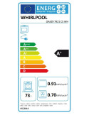 Whirlpool OAKZ9 7921 CS WH