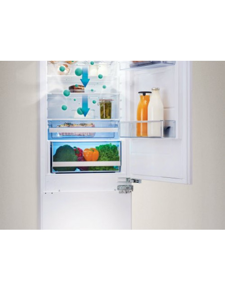 Įmontuojamas šaldytuvas Gorenje NRKI4182A1