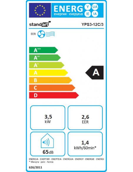 Kondicionierius Standart YPS3-12