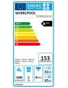 Whirlpool FWSD 61253W EU