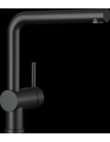 BLANCO LINUS matte black HP 525806