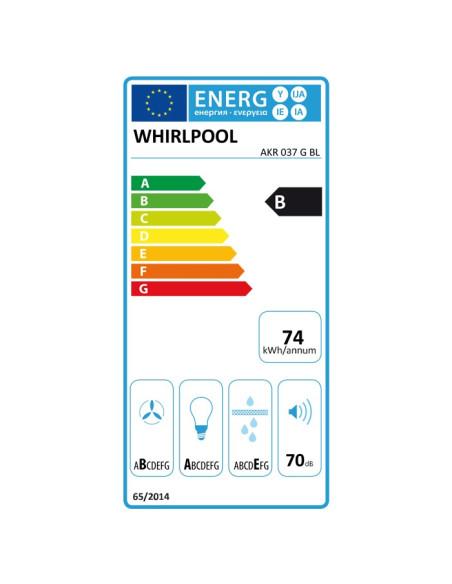 Whirlpool AKR 037 G BL