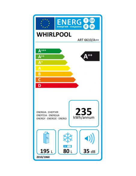 Whirlpool ART 6610/A++