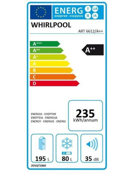 Whirlpool ART 6612 A++