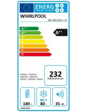 Whirlpool ART 8912/A++ SF