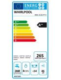 Whirlpool WBC 3C26 PF X