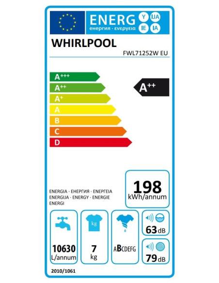 WHIRLPOOL FWL 71252W EU