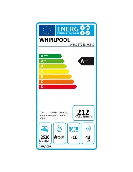 Indaplovė Whirlpool WSIO 3T223